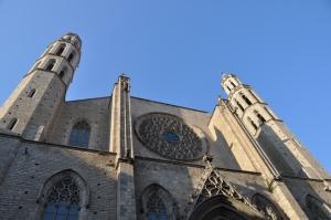 Gothic church downtown.
